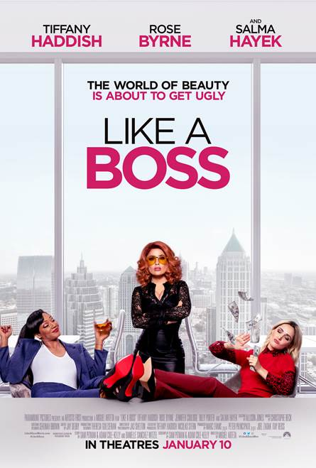 LIKE A BOSS Gets a Red Band Trailer 1