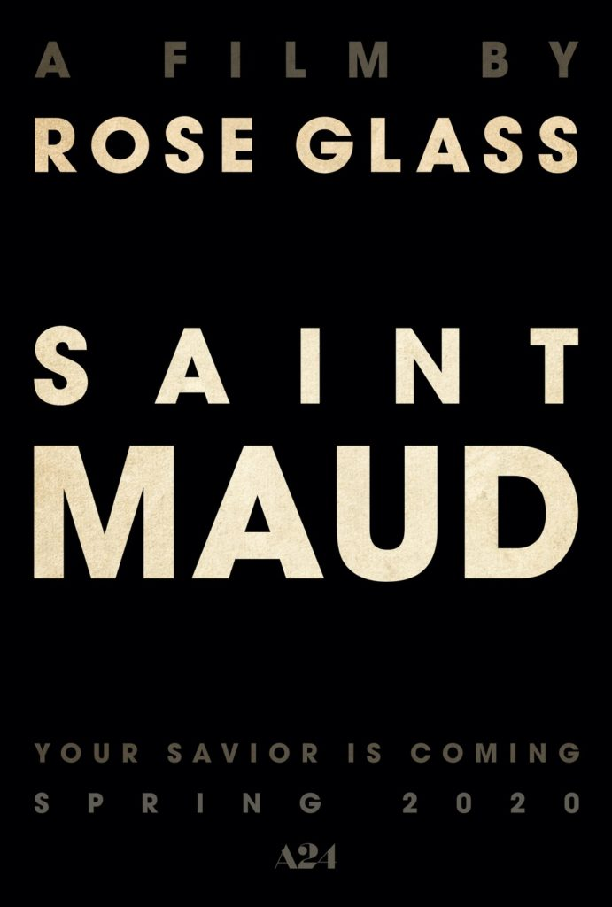 Horror Film SAINT MAUD Gets a Trailer 1