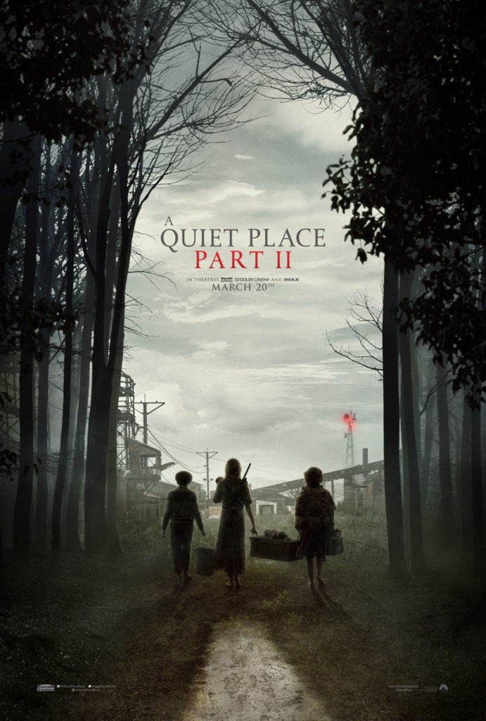 A QUIET PLACE PART 2 Gets a Trailer 1