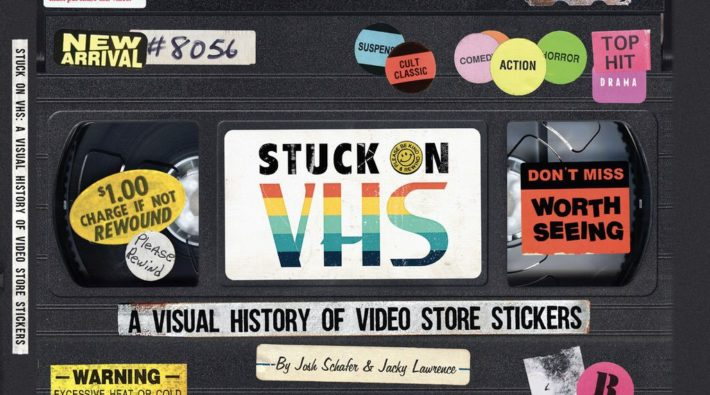 Stuck On VHS_Cover