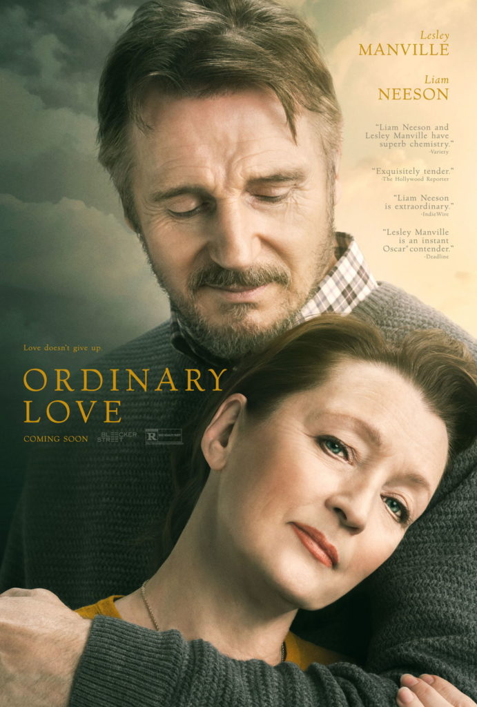 ORDINARY LOVE Starring Liam Neeson and Lesley Manville Gets a Trailer 1