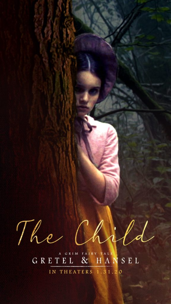 GRETEL & HANSEL Gets Some Character Posters 1