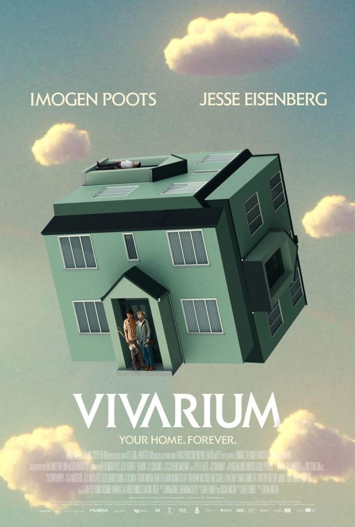 Thriller VIVARIUM Starring Jesse Eisenberg, Imogen Poots Gets a Trailer 1