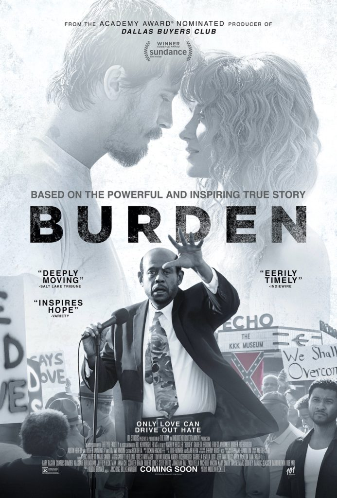 Andrew Heckler's BURDEN Gets a New Trailer 1