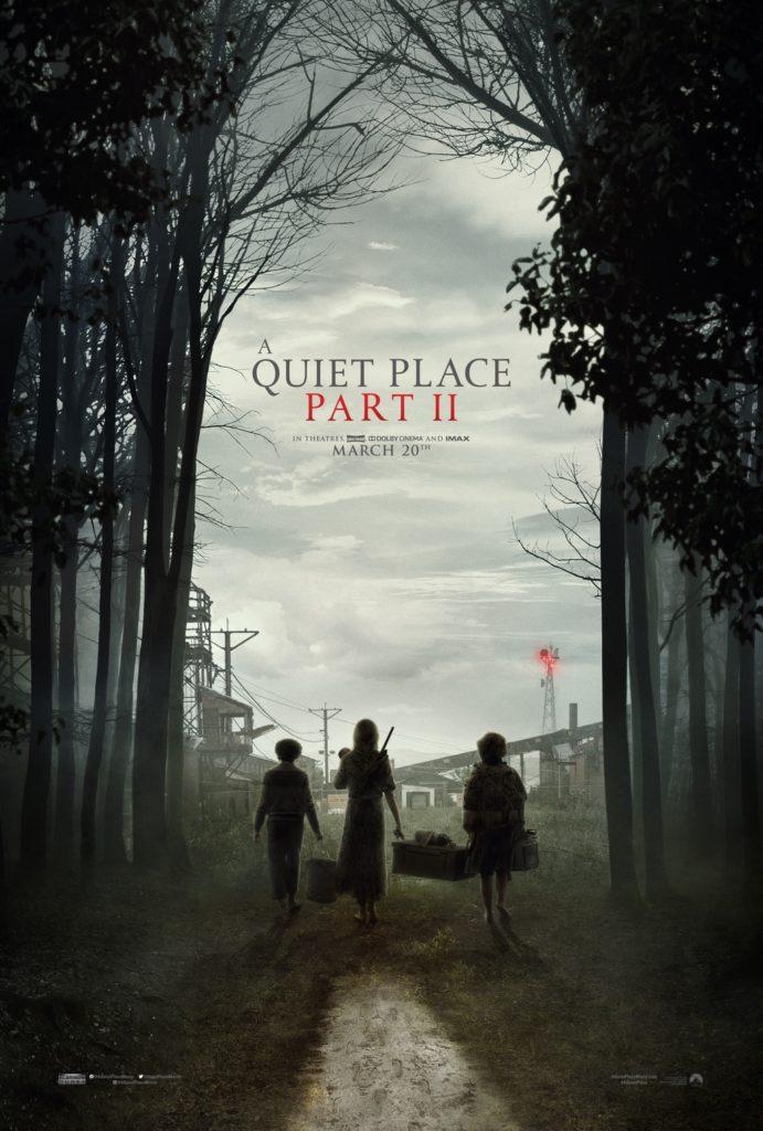 A QUIET PLACE PART II Gets a Big Game Spot 1