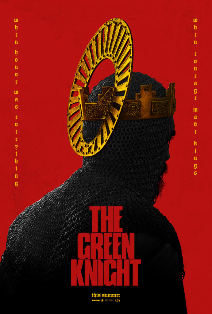 David Lowery's THE GREEN KNIGHT Trailer 1