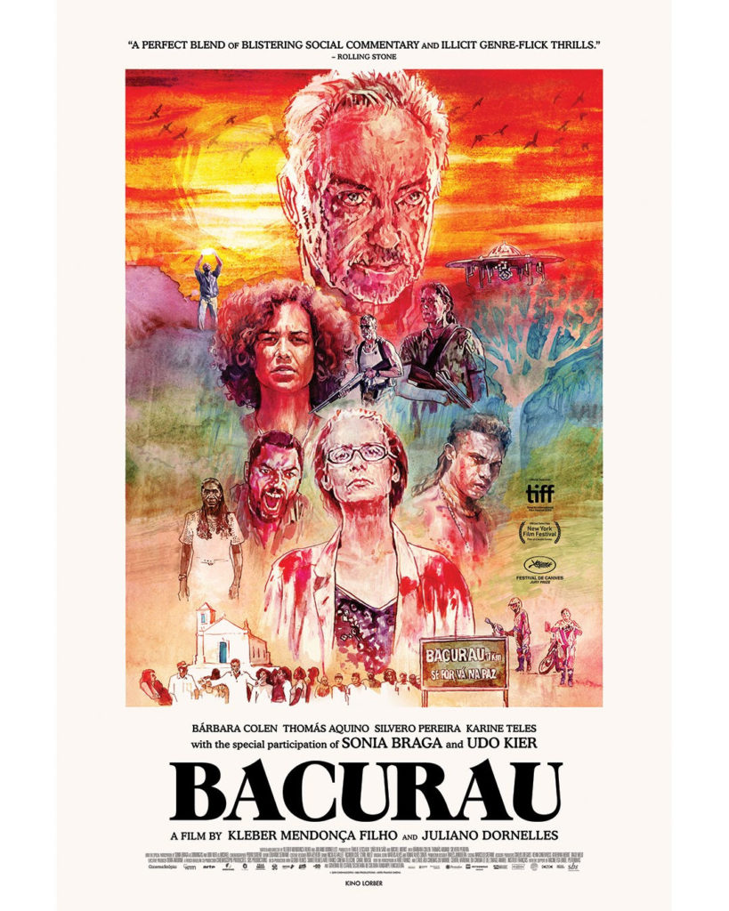 Thriller BACURAU Trailer 1