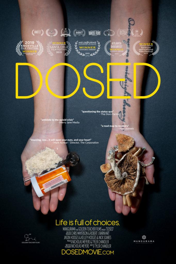 Tyler Chandler's Documentary DOSED Trailer 1