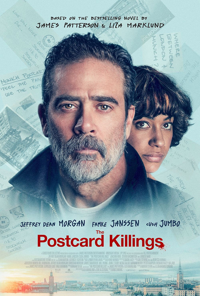 Crime Thriller THE POSTCARD KILLINGS Trailer 1