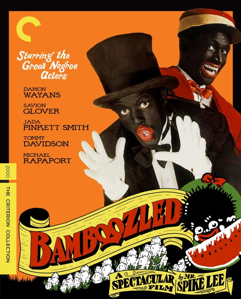 Win BAMBOOZLED On Criterion Collection Blu-ray 2