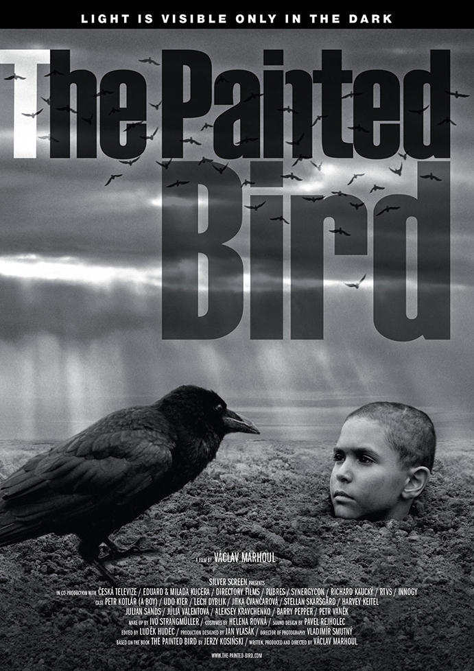 Grim Drama THE PAINTED BIRD Gets a Trailer 1
