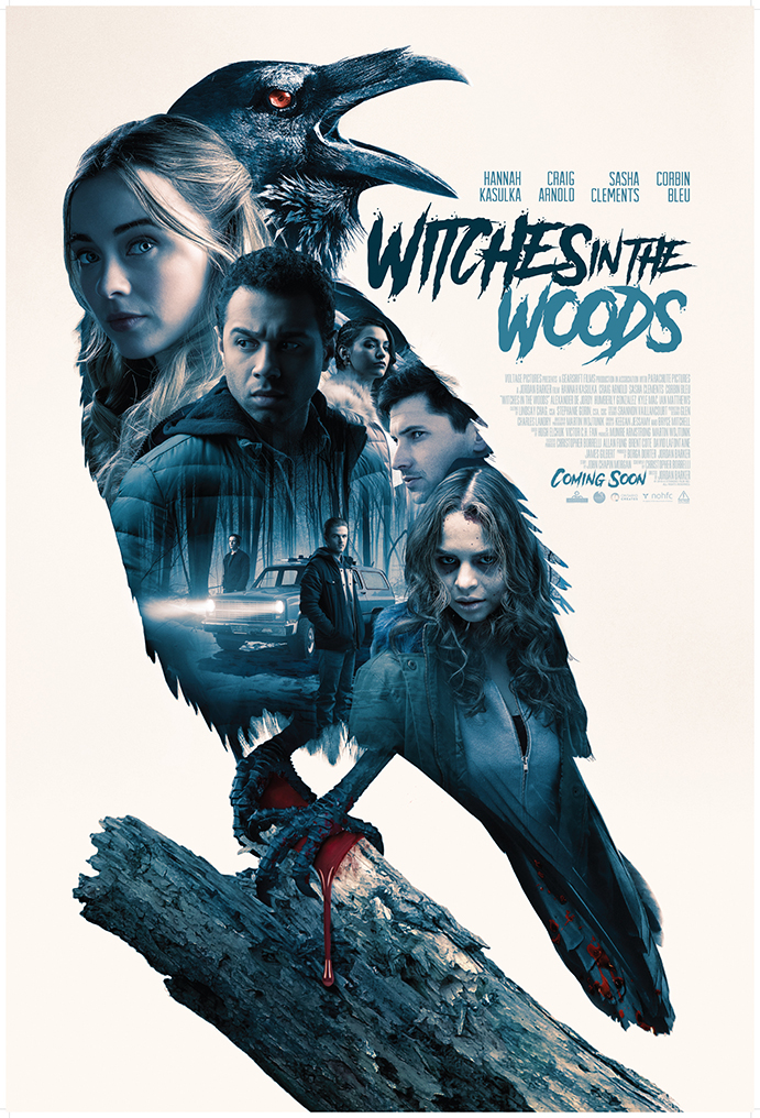 Psychological Thriller WITCHES IN THE WOODS Trailer 1