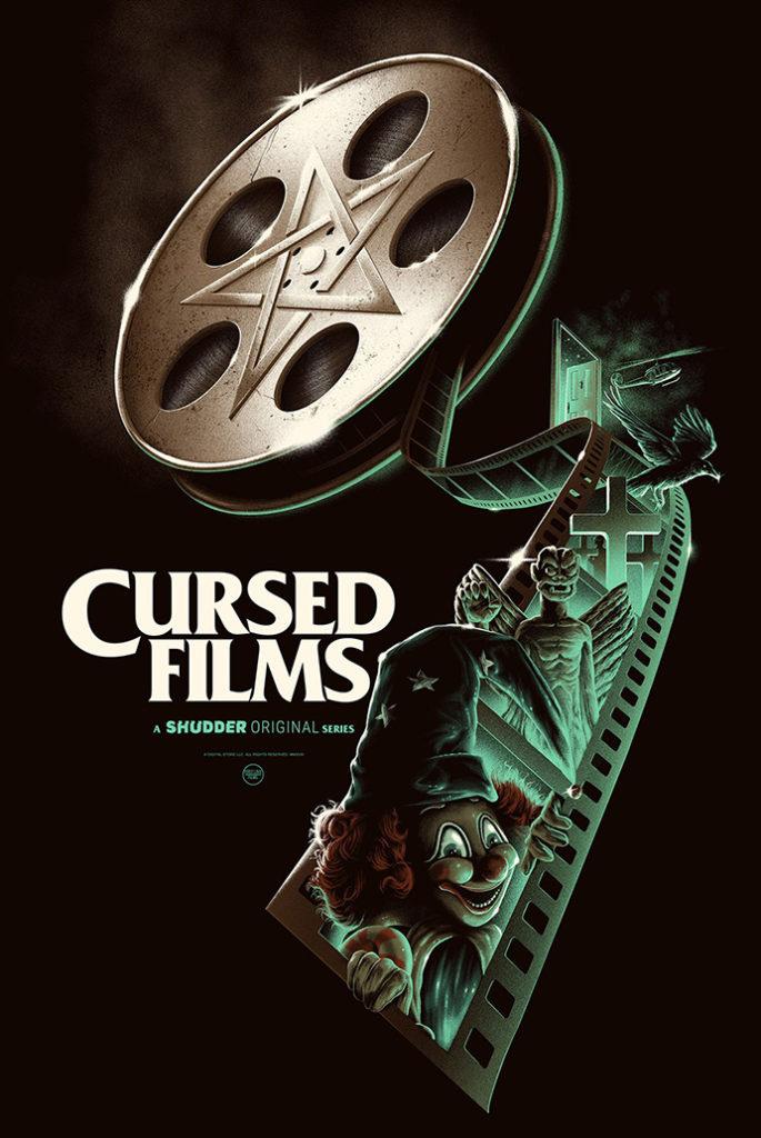 Shudder Docuseries CURSED FILMS Trailer 1