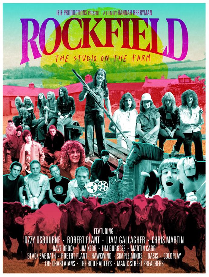 Documentary ROCKFIELD: THE STUDIO ON THE FARM Trailer 1