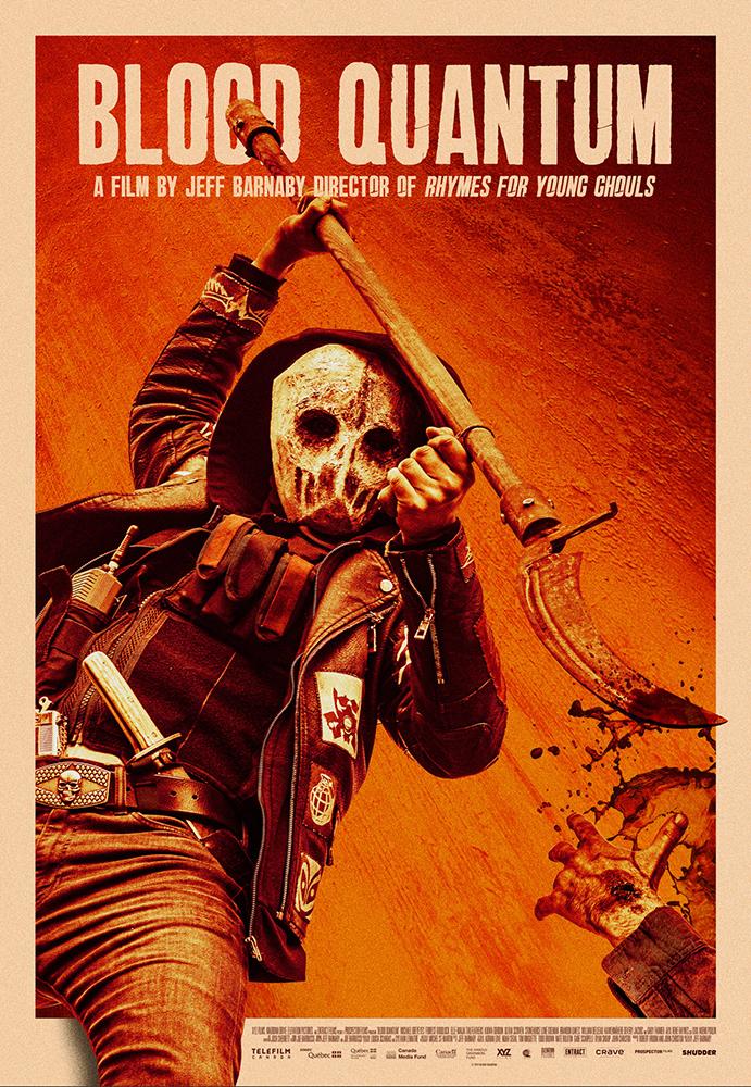 Shudder's BLOOD QUANTUM Red Band Trailer 1