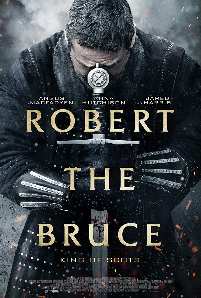 Historical Epic ROBERT THE BRUCE Trailer 1