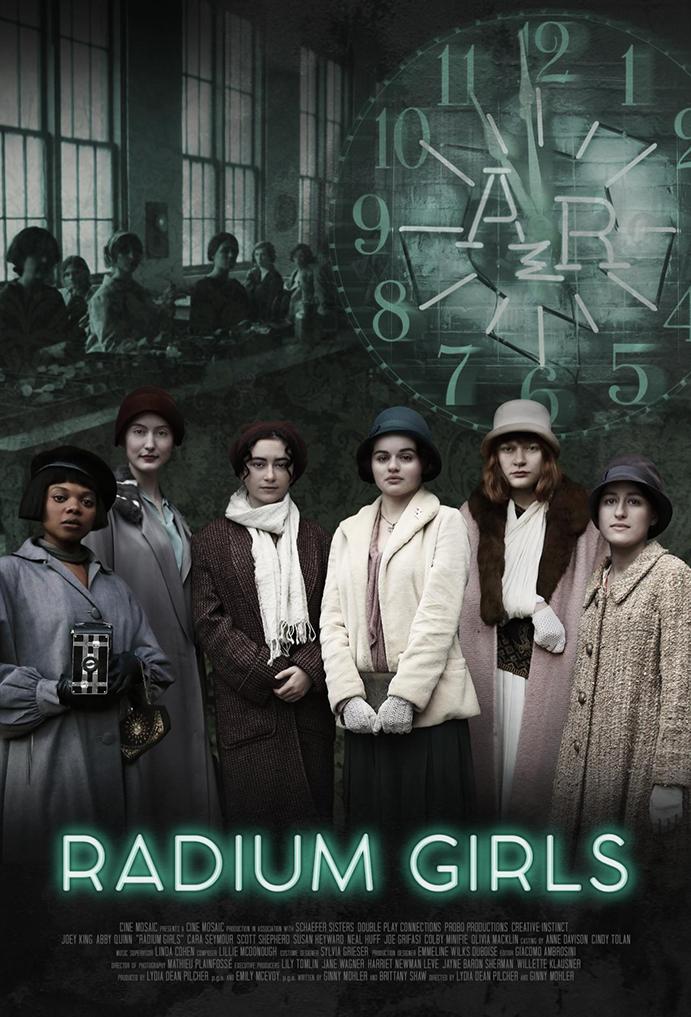 RADIUM GIRLS Gets a Trailer 1
