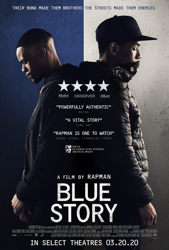 UK Drama BLUE STORY Trailer and Poster 1