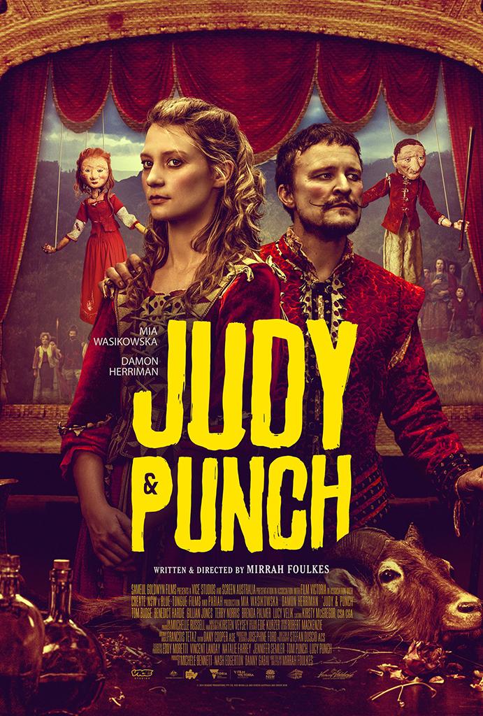 Offbeat Revenge Tale JUDY & PUNCH Trailer 1