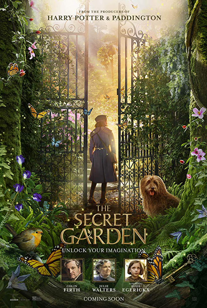 THE SECRET GARDEN Gets a New Trailer 1