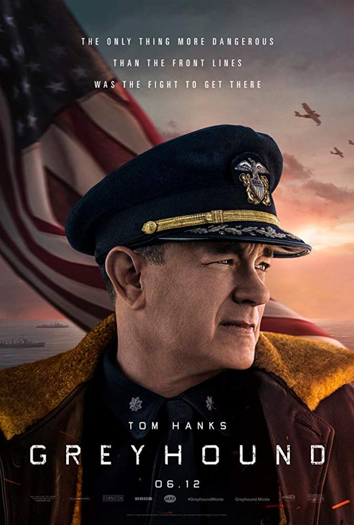 Tom Hanks Leads Naval Battle in First GREYHOUND Trailer 1