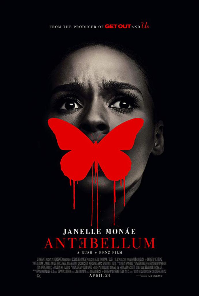 Horror Film ANTEBELLUM Gets a New Trailer 1
