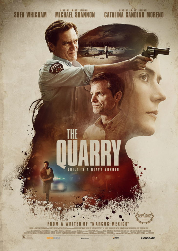 Crime Thriller THE QUARRY Trailer 1