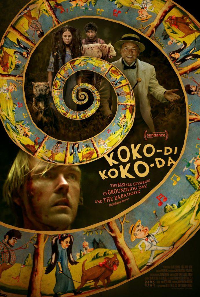 Bizarre Thriller KOKO-DI KOKO-DA Trailer 1