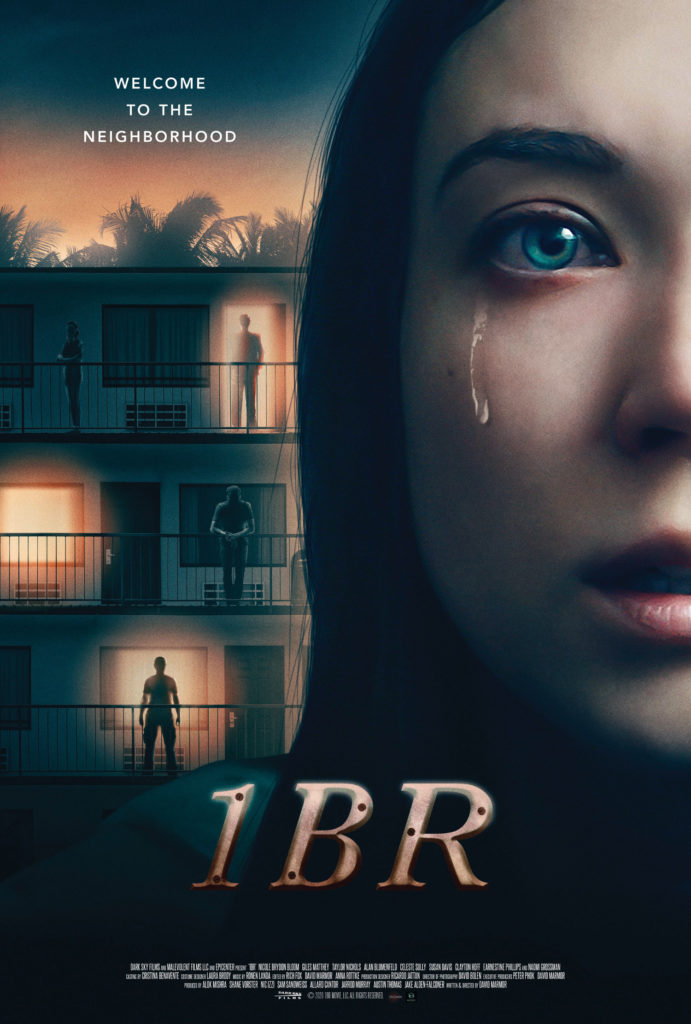 David Marmor's Horror-Thriller 1BR Trailer 1