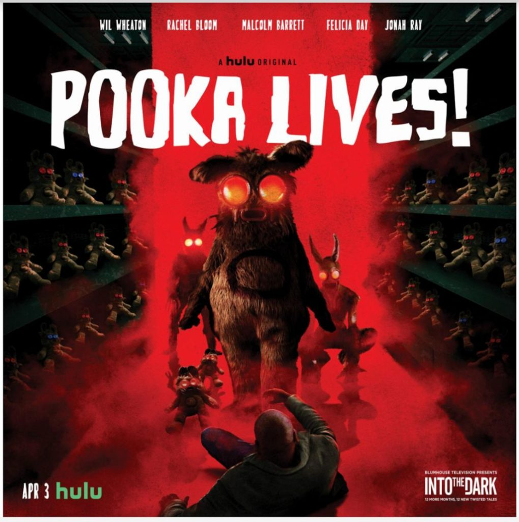 Pooka is Back in INTO THE DARK: POOKA LIVES 1