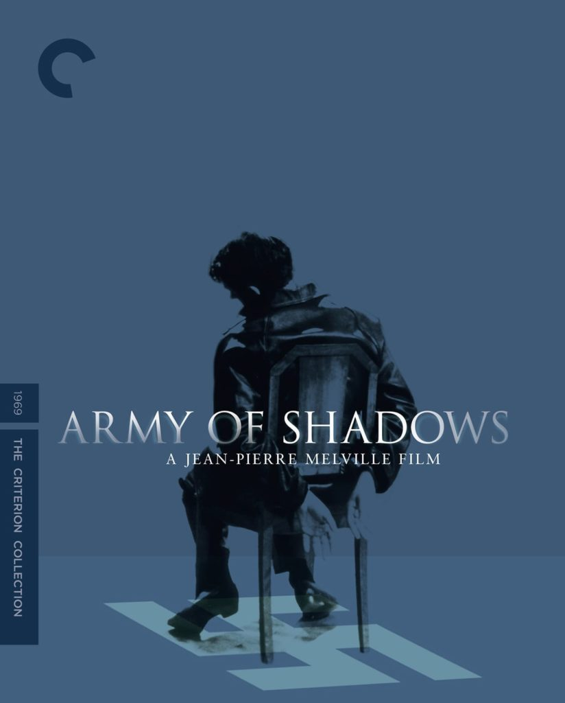 Win ARMY OF SHADOWS On Criterion Collection Blu-ray 2
