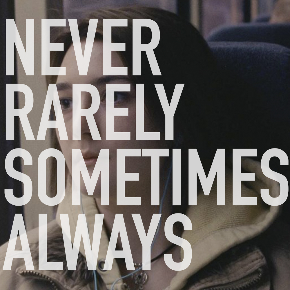 Podcast: 360 - NEVER RARELY SOMETIMES ALWAYS 1