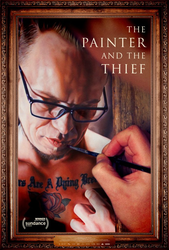 Benjamin Ree's THE PAINTER AND THE THIEF Trailer 1