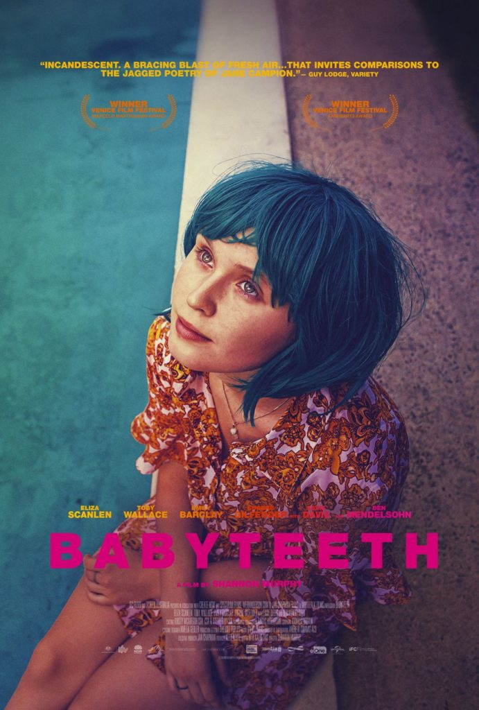 Shannon Murphy's BABYTEETH Trailer 1