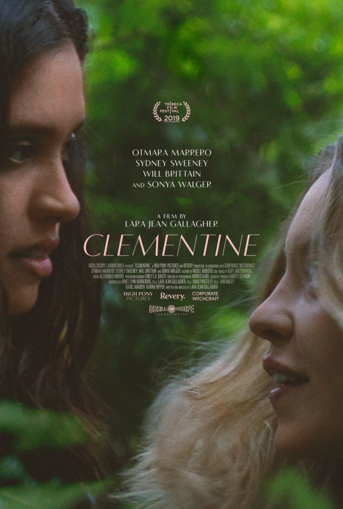 Lara Jean Gallagher's CLEMENTINE Trailer and Poster 1
