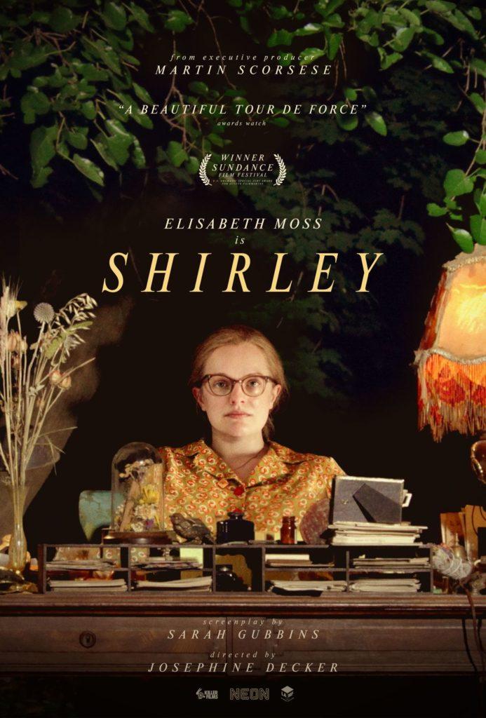 SHIRLEY Trailer Starring Elisabeth Moss 1