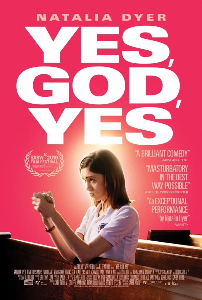 YES, GOD, YES Trailer Starring Natalia Dyer 1