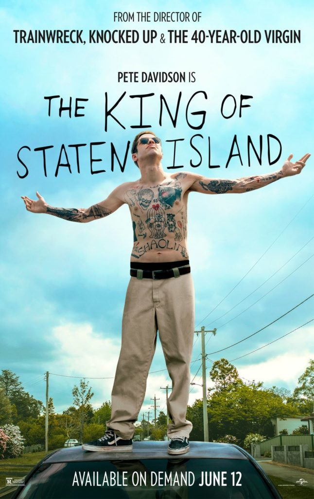 Here's a New Featurette for THE KING OF STATEN ISLAND Starring Pete Davidson 1