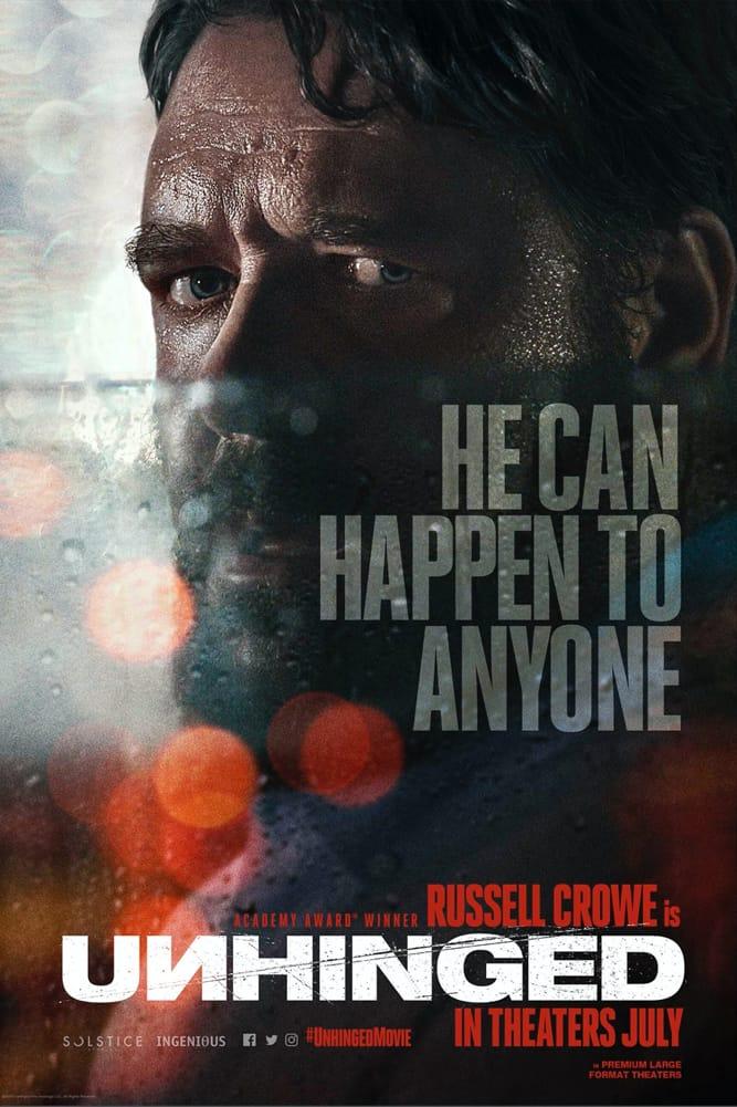 UNHINGED Trailer Starring Russell Crowe 1