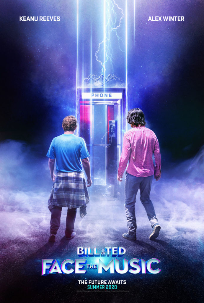 BILL & TED FACE THE MUSIC Teaser Trailer 1