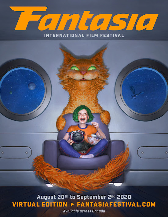 Fantasia 2020: First Wave of Titles Announced 2