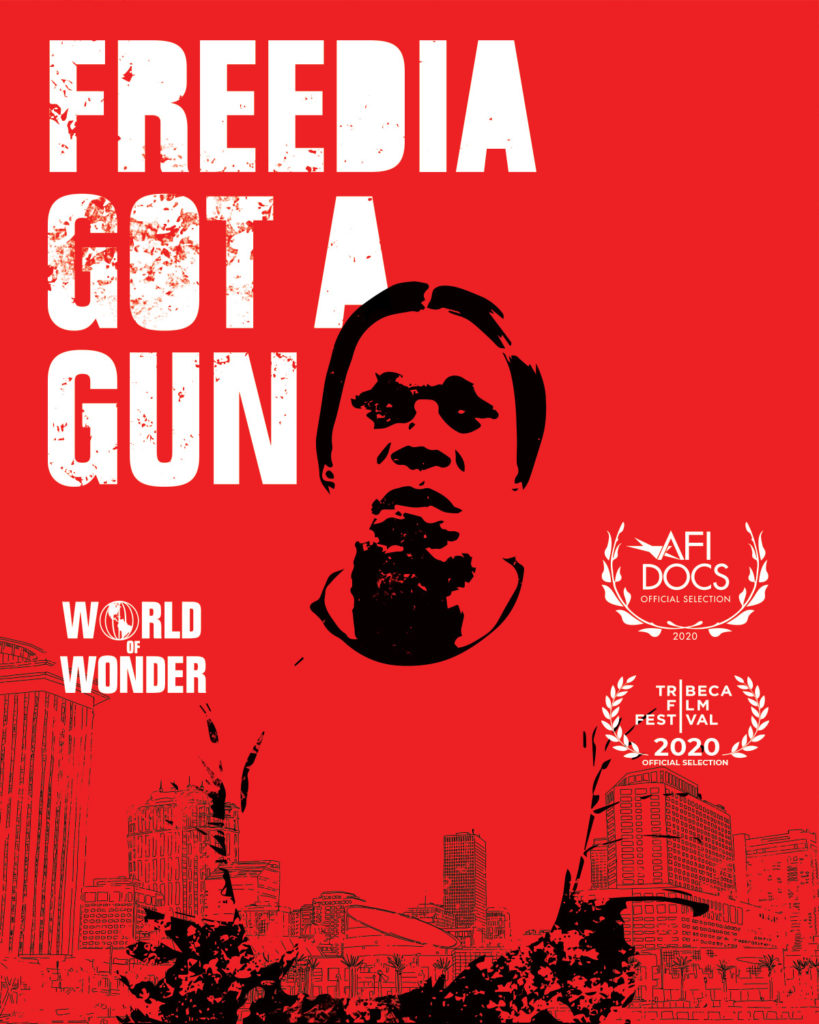 Documentary FREEDIA GOT A GUN Trailer 1