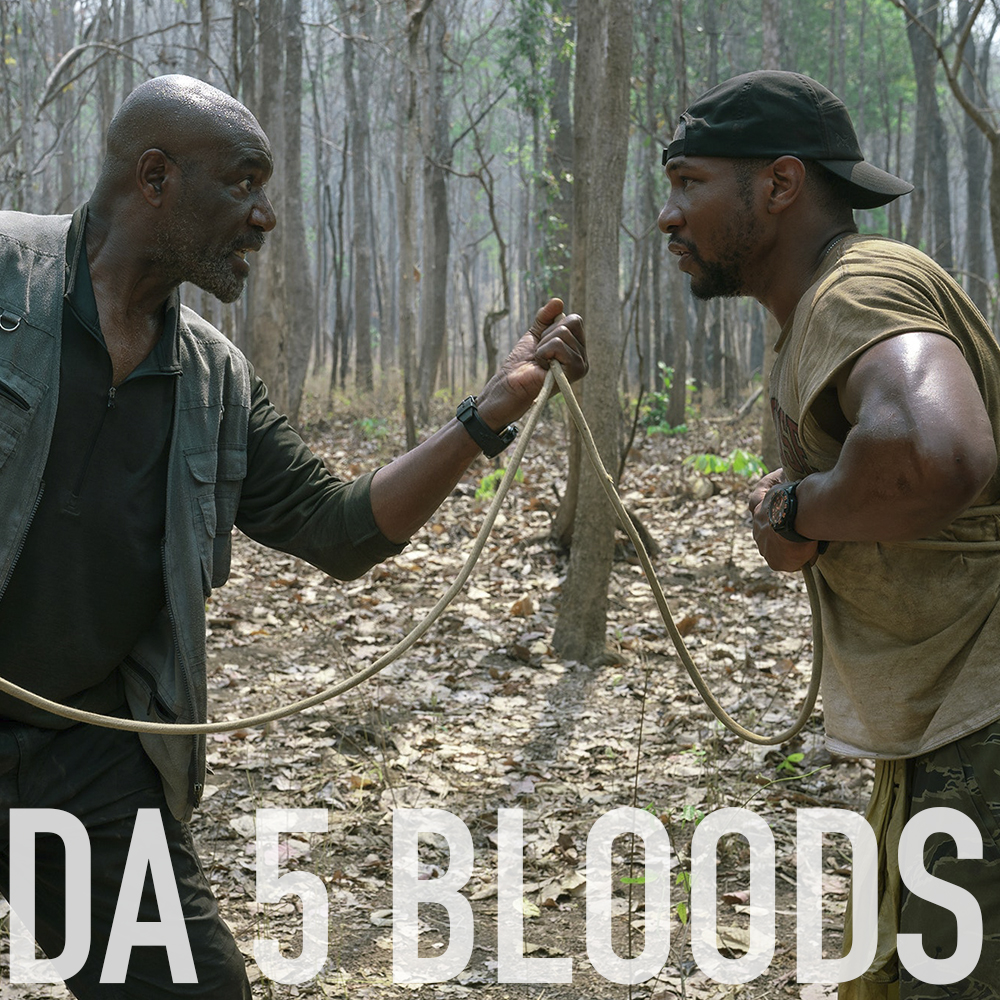 Podcast: 369 - DA 5 BLOODS 1