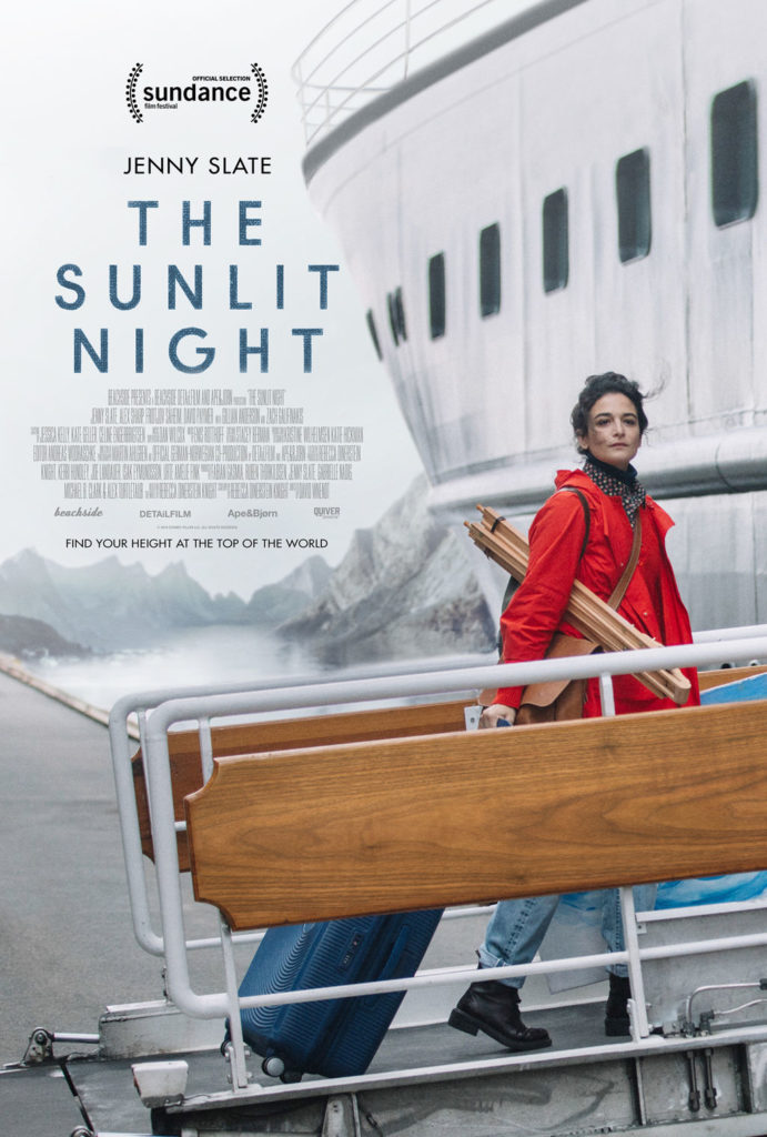 THE SUNLIT NIGHT Trailer Starring Jenny Slate 1