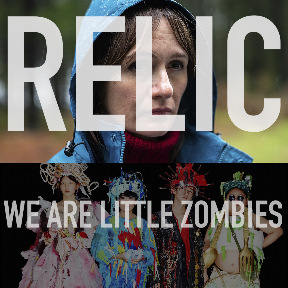 Podcast: 371 - RELIC, WE ARE LITTLE ZOMBIES 1