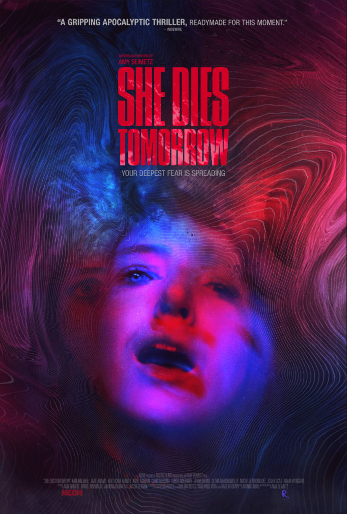 SHE DIES TOMORROW Trailer Starring Kate Lyn Sheil 1