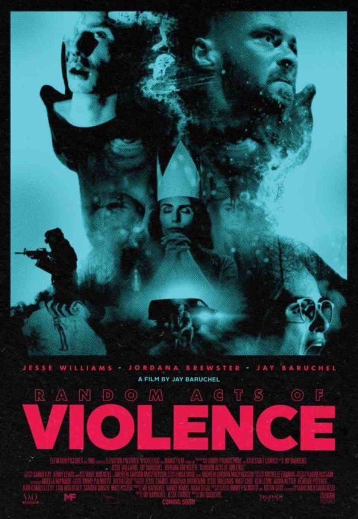Jay Baruchel's RANDOM ACTS OF VIOLENCE Trailer 1