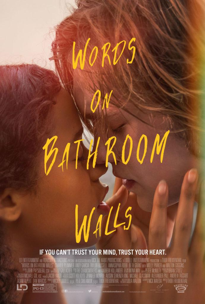 WORDS ON BATHROOM WALLS Trailer 1