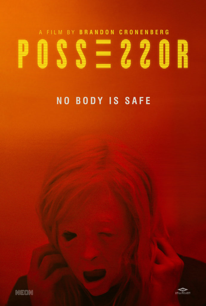 Brandon Cronenberg's POSSESSOR Teaser Trailer 1