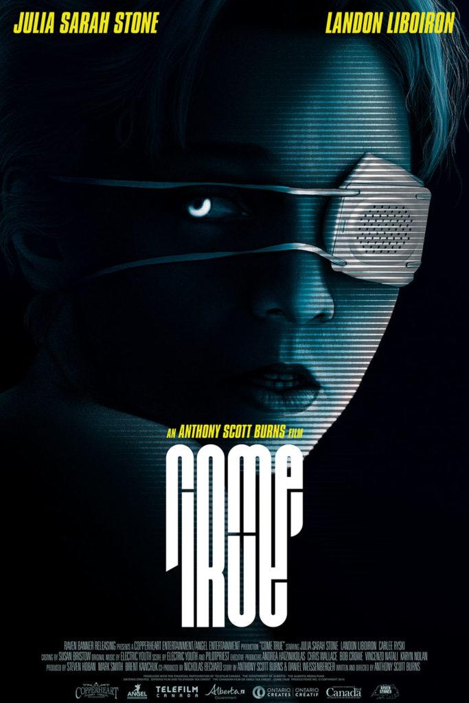 Fantasia 2020: Sci-Fi Thriller COME TRUE Trailer 1